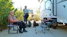 RVing with Special Physical Needs, part 2 — 'Full-time -RVers Lori and Mike Sanders travel, play'
