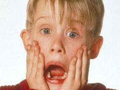 """Macaulay  Culkin en """"Solo en casa"""" o """"Mi pobre angelito"""""""