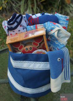Nautical baby gift ideas
