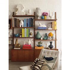 Jonathan Adler decorative shelves