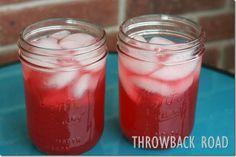 Adult Raspberry Pink Lemonade