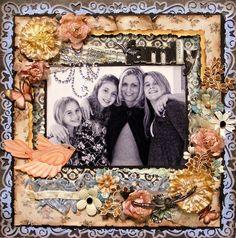 WONDERFUL FAMILY - Scrapbook.com