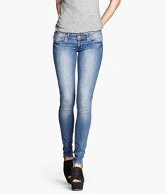 Guess Slim-Fit Straight-Leg Low-Rise Jeans | Products | Pinterest ...