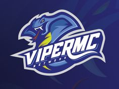 ViperMC Network Mascot by Mike