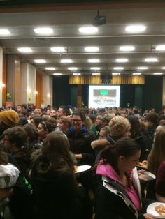 A few photos from the Senior Forum that took place Tuesday, February 18. What a way to kick-off #Bport2014 programming!