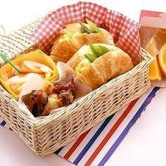 色とりどり♪サンドイッチのお弁当レシピ☆ - NAVER まとめ