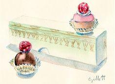 Carol Gillott ♥ Dessert