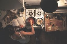 Photo by Chris Ford Living at home comes with both advantages and disadvantages. Especially eating healthy can be a bit tricky since it's not only your own Yennefer Of Vengerberg, Flexible Dieting, Slow Living, Cheap Home Decor, Belle Photo, Dream Life, Cozy, In This Moment, Interior