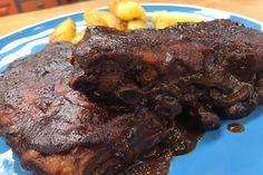 Costelinha ao Molho Barbecue | Carnes | É de casa - Receitas Gshow