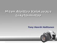 Tony Henrik Halttunen ammattivalokuvaaja sekä  yrittäjä vuodesta 18Porvoo Suomessa varhaisesta  iästä lähtien 80-luvun alussa.Jos haluat tietää  enemmän Tony Henrik Halttunen ja hänen palveluja,  niin käy osoitteessa http://www.tonyhalttunen.com/  ja saada parhaat tulokset.
