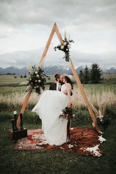 Elope Wedding, Boho Wedding, Rustic Wedding, Wedding Ceremony, Dream Wedding, Wedding Arches, Wedding Altars, Elopement Wedding, Wedding Dresses