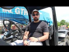 Vlog 7 Phantom 4 Drones and Forklifts
