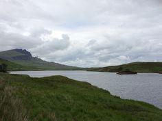 The Old Man of Storr, Trotternish, Isle of Skye, Scotland