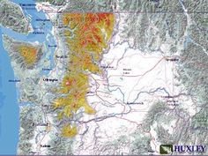 The Institute for Spatial Information and Analysis at Western Washington University's Huxley College of the Environment has released a new interactive web-map designed to display regional daily avalanche danger levels.