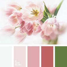 Цветовая палитра №3465