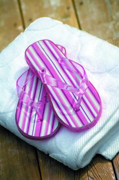 The Dangers of Wearing Flip-Flops
