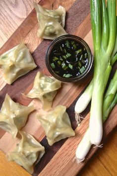 Steamed Pork Dumplings | thelemonbowl.com | #asian #dumplings #healthy