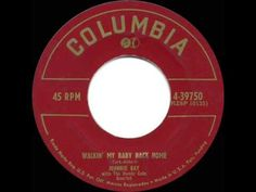▶ 1952 HITS ARCHIVE: Walkin' My Baby Back Home - Johnnie Ray - YouTube