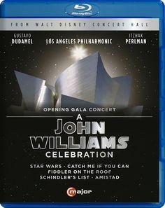 John Williams A Celebration - Blu-Ray (C Major Entertainment Region A) Release Date: June 30, 2015 (Amazon U.S.)