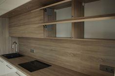 BENO: Dąb Bardolino Szary Kitchen Furniture, Kitchen Decor, Furniture Design, Kitchen Sets, Modern Kitchen Design, Kitchen Cabinets, House Design, Interior Design, Home Decor