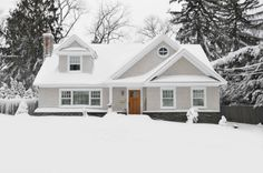 Winter Home Safety Guide Use these winter weather safety tips to keep your household clear of water damage, icicles, carbon monoxide poisoning, and other cold-weather risks. Termite Control, Pest Control, Power Outage Kit, Ice Dams, Home Safes, Protecting Your Home, Kit Homes, Ottawa, Home Buying