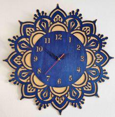 Clock, Wall, Home Decor, Watch, Decoration Home, Room Decor, Clocks, Walls, Home Interior Design