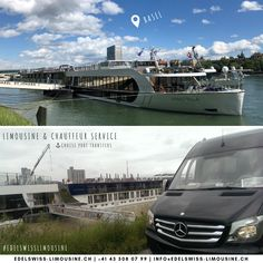 The perfect limousine experience for your Basel trip regardless of the number of passengers! Don't miss out on our special offers for all Basel Cruise visitors Cruise Port, Basel, Zurich, Travel Style, Transportation, Tours, Number