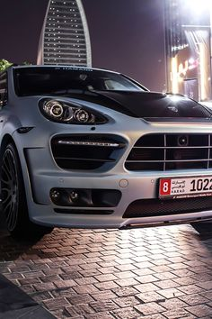 Supercars Photography — Porsche Cayenne Mansory | More