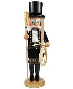 Steinbach Dickens Townfolk Chimney Sweep Nutcracker