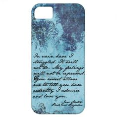 OMG I MUST HAVE THIS!!!! Pride and Prejudice iPhone Case iPhone 5 Cases