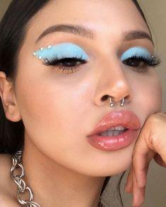 Makeup Eye Looks, Day Makeup, Cute Makeup, Makeup Goals, Pretty Makeup, Makeup Inspo, Makeup Art, Makeup Inspiration, Makeup Ideas
