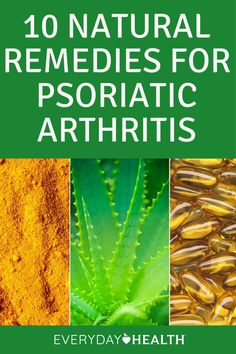 It's understandable that people with psoriatic arthritis would want to investigate natural supplements and other remedies to relieve their symptoms. Natural remedies can soothe many ailments.