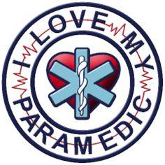 My Paramedic :-)