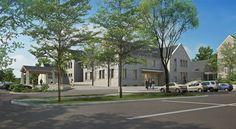 Houser Walker Architecture   Emmanuel Episcopal Church
