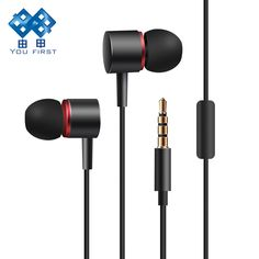 >> Click to Buy << New in-ear Earphone Wired Headset Metal Gaming Music Earphone DJ auriculares With Mic fone de ouvido for xiaomi mobile Phone MP3 #Affiliate