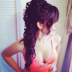 Prom Hair Do:)