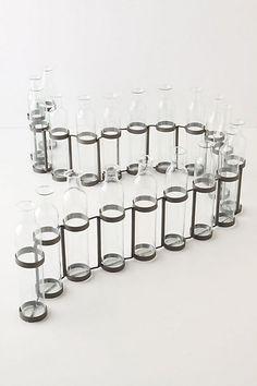 Serpentine Bottles Vase