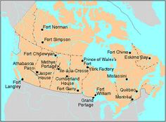 For nearly 250 years, from the early to the centuries, the fur trade was a vast commercial enterprise across the wild, forested expanse of what is now Canada. Canadian History, Native American History, Fur Trade, Schools First, Science, First Nations, Teacher Resources, Social Studies, Geography