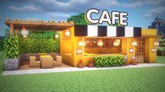 Villa Minecraft, Minecraft Shops, Minecraft House Plans, Minecraft Structures, Minecraft Mansion, Minecraft Cottage, Minecraft House Tutorials, Cute Minecraft Houses, Minecraft Room
