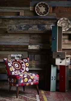 living room design ideas quetta suzani chair
