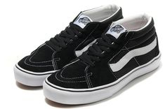 7b9c8f1327 Vans million black and white in the help of 36-43 (model  211