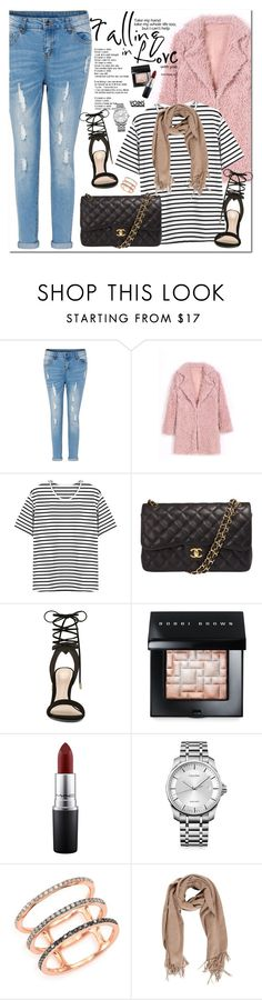 """""""Yoins.com"""" by oshint ❤ liked on Polyvore featuring Chanel, ALDO, Bobbi Brown Cosmetics, MAC Cosmetics, Calvin Klein, EF Collection and yoins"""
