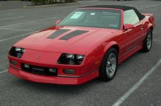 Reminds me of my 1982 bitch in camaro