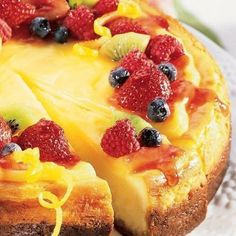 Add this lemony option to your Spring brunch.