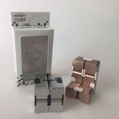 Novel Magical Infinite cube Skewb Finger Fidget Plastic Hand For Autism/ADHD Anxiety Stress Relief Focus Toys Finger Fidget, Stress Relief Toys, Stress And Anxiety, Adhd, Infinite, Autism, Cube, Novels, Plastic