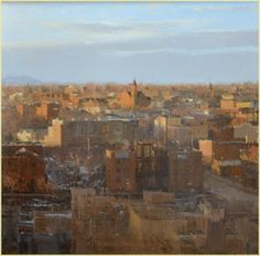"Michael Workman | ""View of Denver"" 