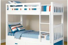 Melody Single Bunk Bed
