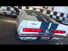 1967 Ford Mustang Shelby GT500 Authentic / 428 Power