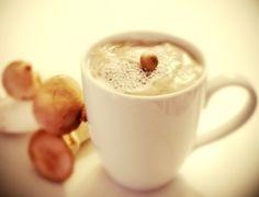 Mushroom Bisque with Truffle Foam   TABLE+TEASPOON