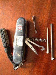 SAK voyager knife UK EDC